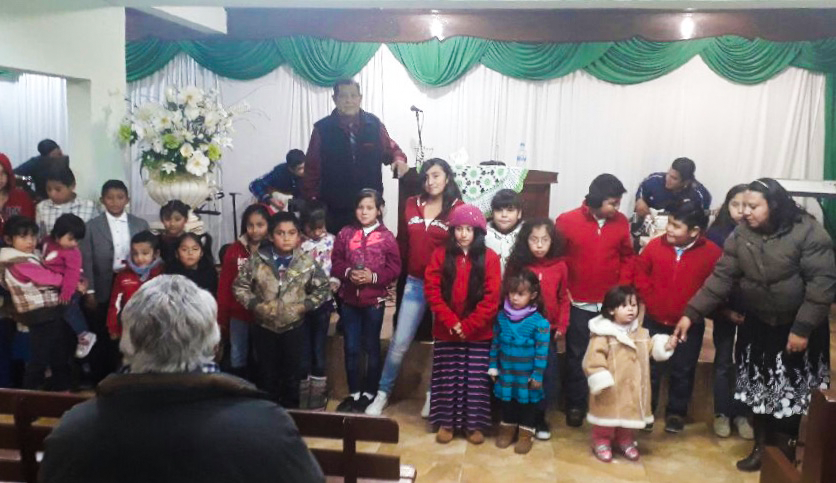 Faith Missions in Mexico